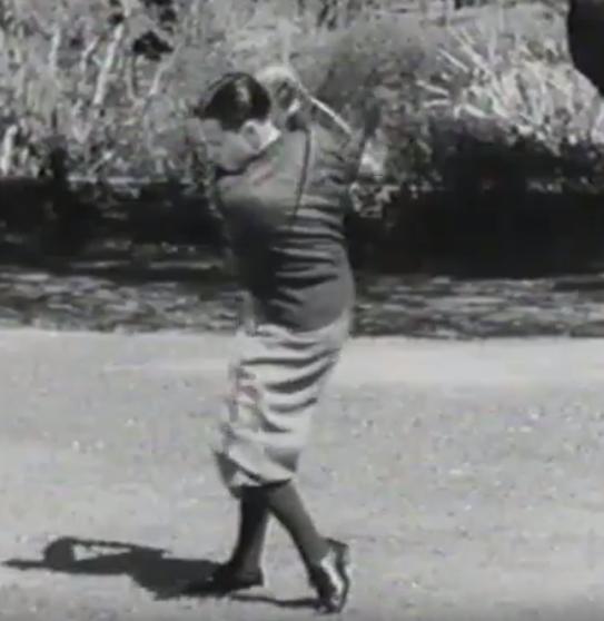Senior Golfers - Bobby Jones