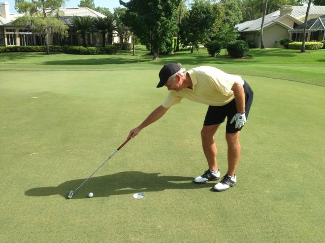 bad golf behavior