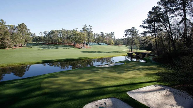 Number 12 at Augusta