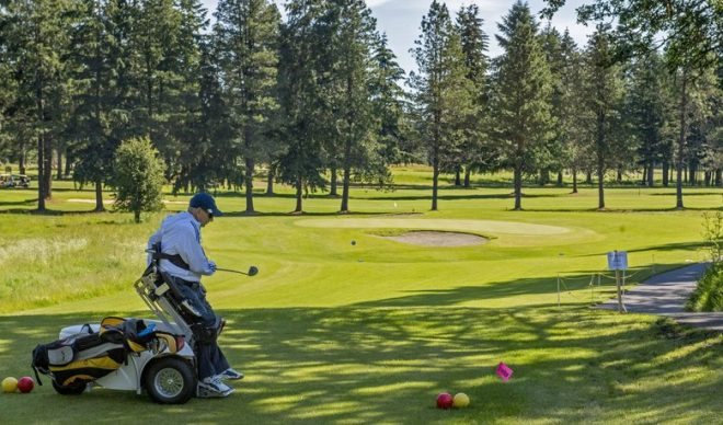 Golf and Disabled Veterans