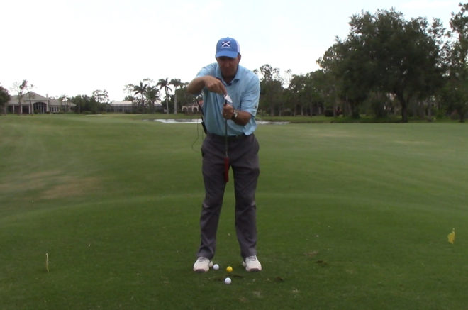 Using The Bounce On Your Wedge