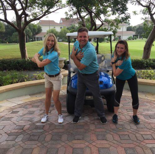 Golf Stretches