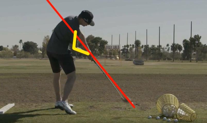 Overhand Golf Swing