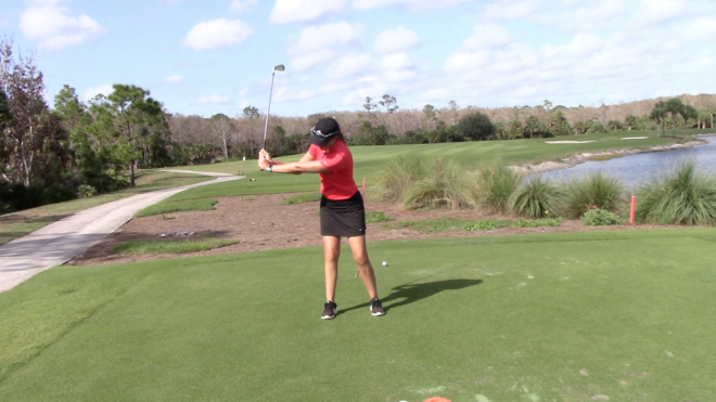 Power From A Short Backswing