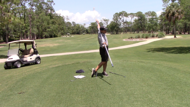 Power Loading Backswing