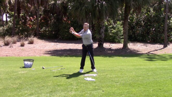 Lessons From Blind Golfer